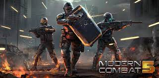 Modern Combat 5 Apk Free Download With Data